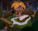 Tea Party Garden (Art)