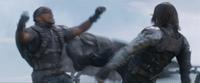 Winter Soldier Kick