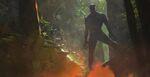 Black Panther - Concept Art - 1