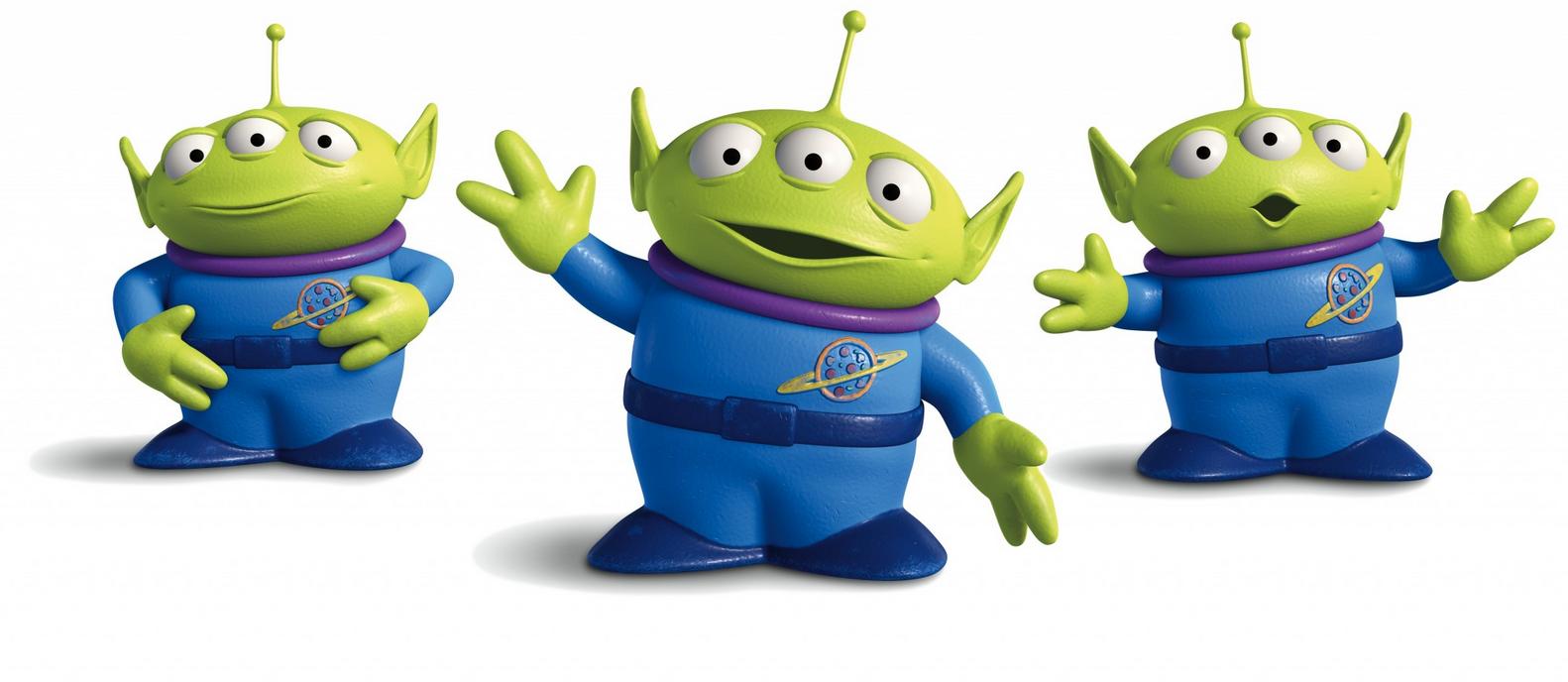 Little Green Men | Disney Wiki | FANDOM powered by Wikia