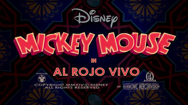 File:Mickey Mouse Al Rojo Vivo Title Card.png