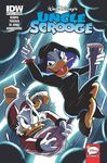 UncleScrooge 411 subscriber cover