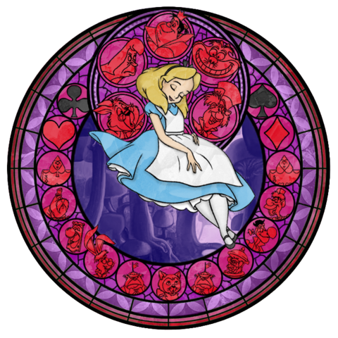 File:Alice-s-stained-glass-window-disney-leading-ladies-27969276-720-720.png