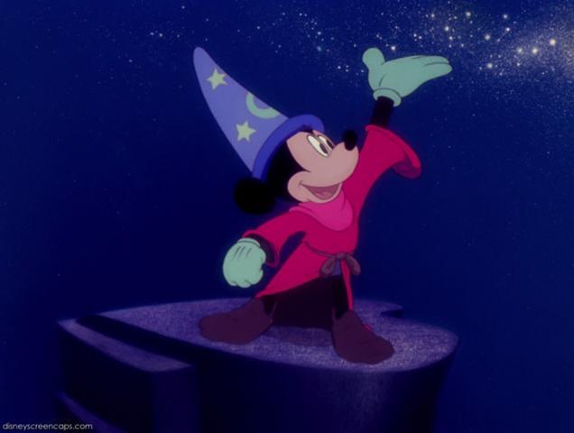 Der Zauberlehrling Disney Wiki Fandom Powered By Wikia