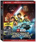 LEGO Star Wars - The Freemaker Adventures Bluray