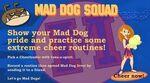 Mad Dog Squad Game