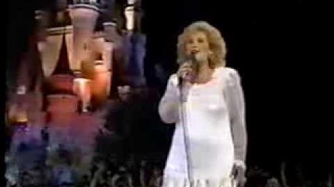 Sandi Patty - Patriotic Medley, Walt Disney World 1989