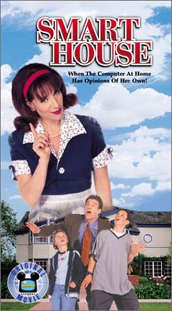 Smart house movie cover