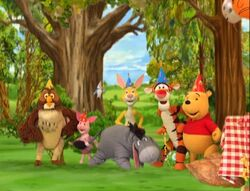 The Book of Pooh - Happy Tailiversary
