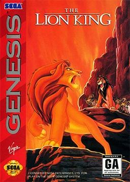 File:The Lion King Sega Genesis Cover.jpg
