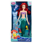 Ariel 2013 Deluxe Singing Doll Boxed