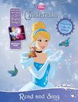 Cinderella Read and Sing Storybook
