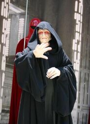 Emperor Palpatine Star Wars Weekends