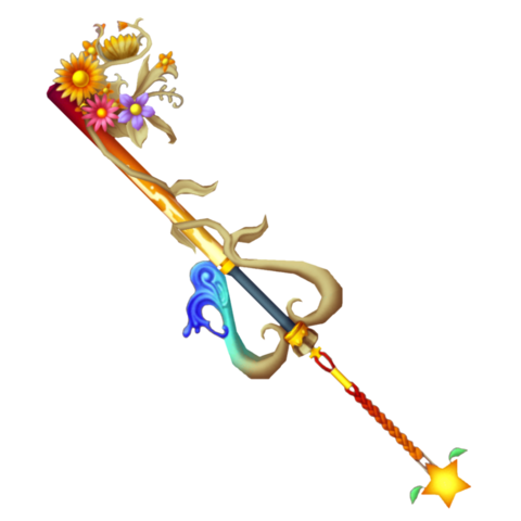 File:Kairi's Keyblade - Destiny's Embrace KHII.png