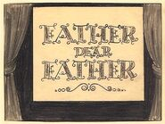 Disney's Mickey Mouse - The Nifty Nineties - Storyboard - 5 - Father Dear Father