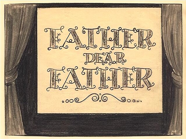 File:Disney's Mickey Mouse - The Nifty Nineties - Storyboard - 5 - Father Dear Father.jpg