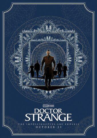 File:Doctor Strange - Blue Poster.jpg