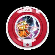 Infinity gauntlet Disc