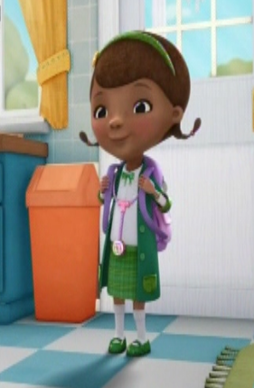 File:Doc in her St. Patrick's Dress.png