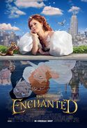 Enchanted - Poster - Giselle and Queen Narissa
