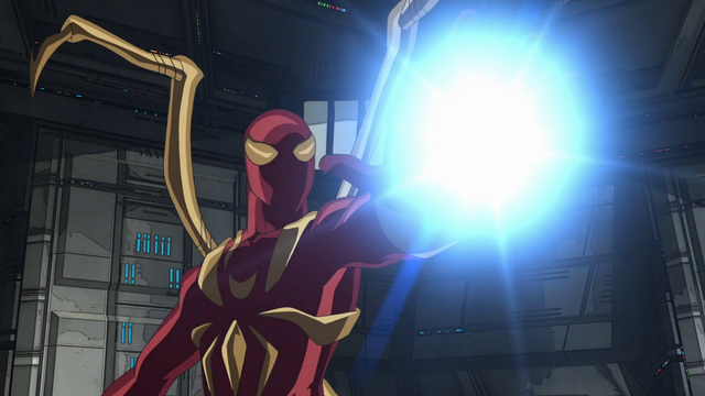 File:Amadeus Cho as Iron Spider 9.png