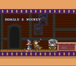 Bonkers (SNES) - Credits - Mickey & Donald