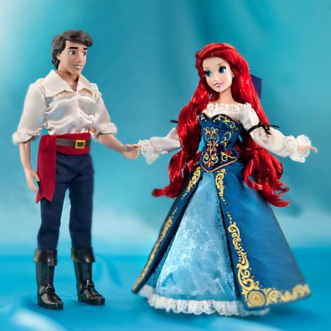 File:Disney Fairytale Designer Collection - Ariel and Eric Dolls.jpg