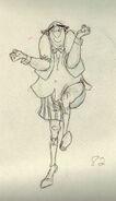 Edgar Animation Sketches 2