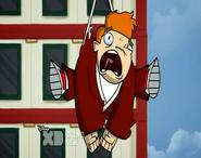 Howard in Ninja Camp 1