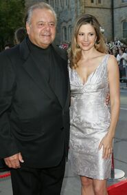 Mira and pop Paul Sorvino