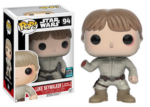 Funko Pop SW Celebration Exclusive Bespin Encounter Luke