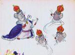 Queen Mousetoria Concept Art