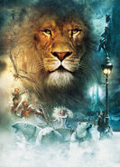 The Lion The Witch and the Wardrobe Textless Poster