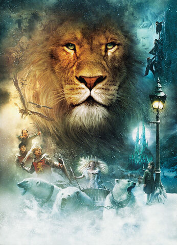 File:The Lion The Witch and the Wardrobe Textless Poster.jpg
