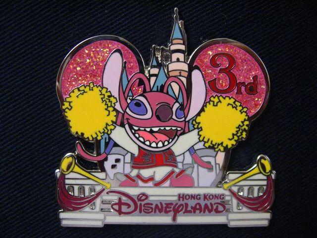 File:Disney Pin HKDL 2008 3rd Anniversary - Cheering Angel.jpg