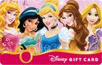 Disney Princess Gift Card 2