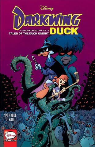 File:Darkwing Duck Comics Collection V2.jpg
