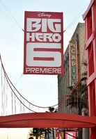 Bighero6 premiere