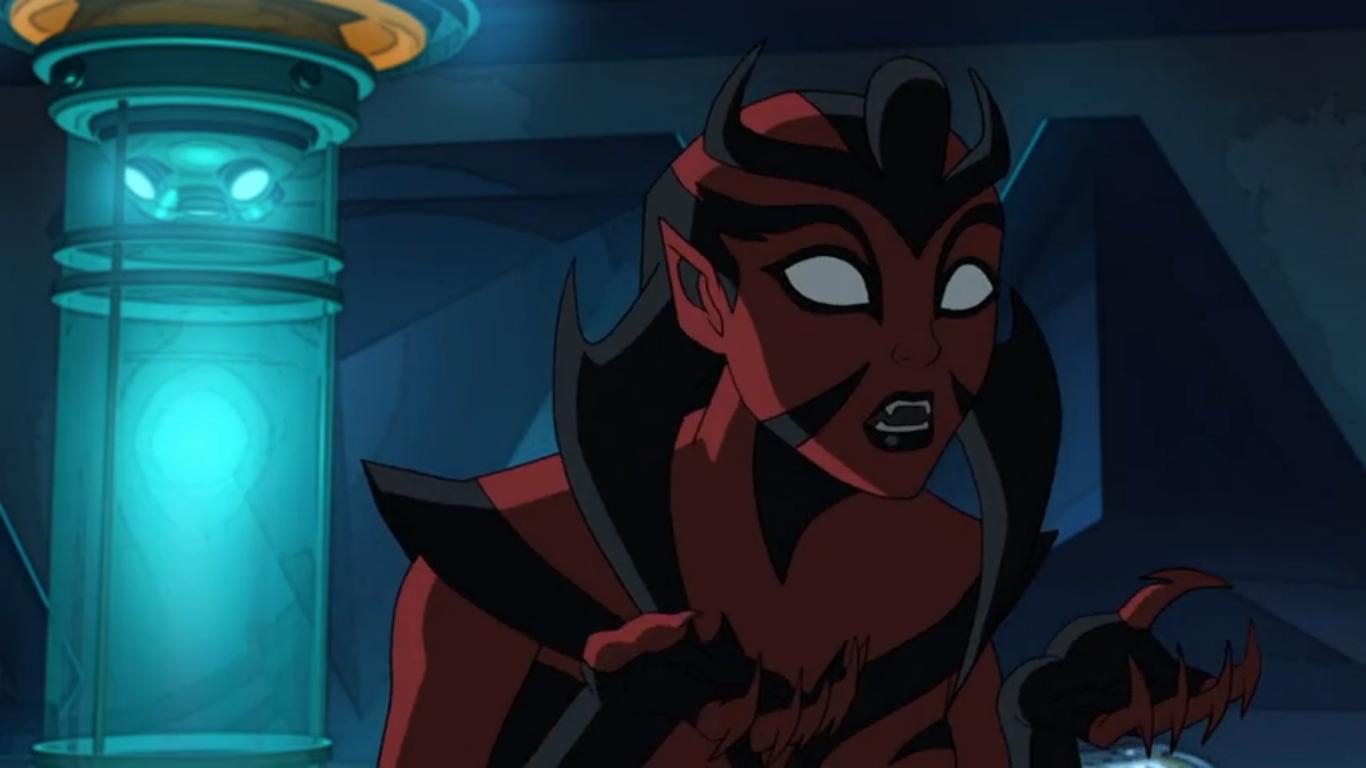 Image - Carnage queen 15.png | Disney Wiki | FANDOM ... | 1366 x 768 png 948kB