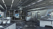 Helicarrier Lab Concept Art 2