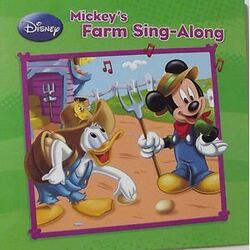 Mickey's Farm Sing-Along