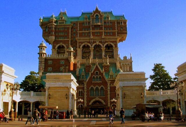 File:Tower of Terror at Tokyo DisneySea.jpg