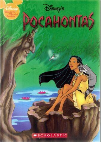 File:Pocahontas wonderful world of reading scholastic.jpg