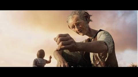 The BFG - Mark Rylance Featurette