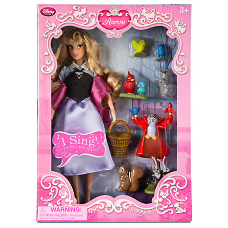 File:Aurora as Briar Rose Deluxe Singing Doll with Forest Animals Figures Boxed.jpg