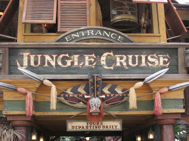 File:Jungle Cruise at Disneyland entrance.jpg