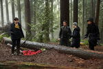 Once Upon a Time - 5x17 - Her Handsome Hero - Publicity Images - Mary Margaret, Hook, Emma & Regina