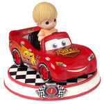 Lightning McQueen Figurine by Precious Moments - Cars