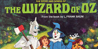 The Story and Songs of The Wizard of Oz
