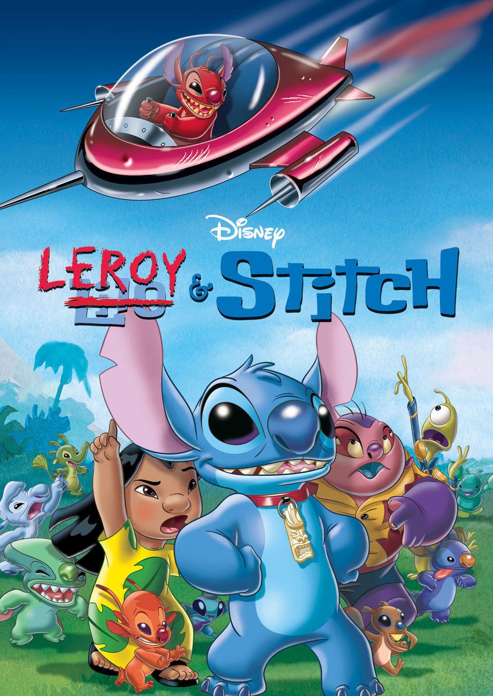 leroy u0026 stitch disney wiki fandom powered by wikia